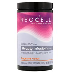 Neocell, Коллаген, Collagen Drink Mix, мандариновый твист, 330 г