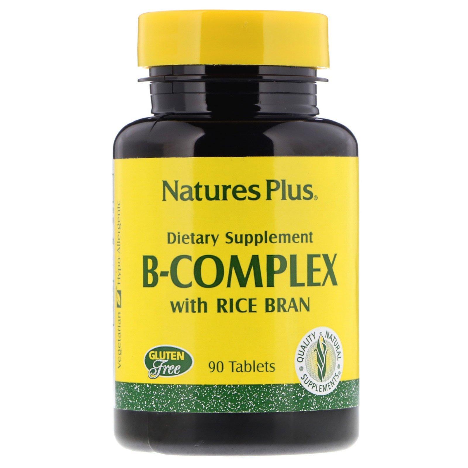 в-комплекс плюс витамины - 1