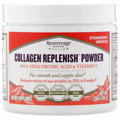 ReserveAge Nutrition, Коллаген, Collagen Replenish Powder,101 г