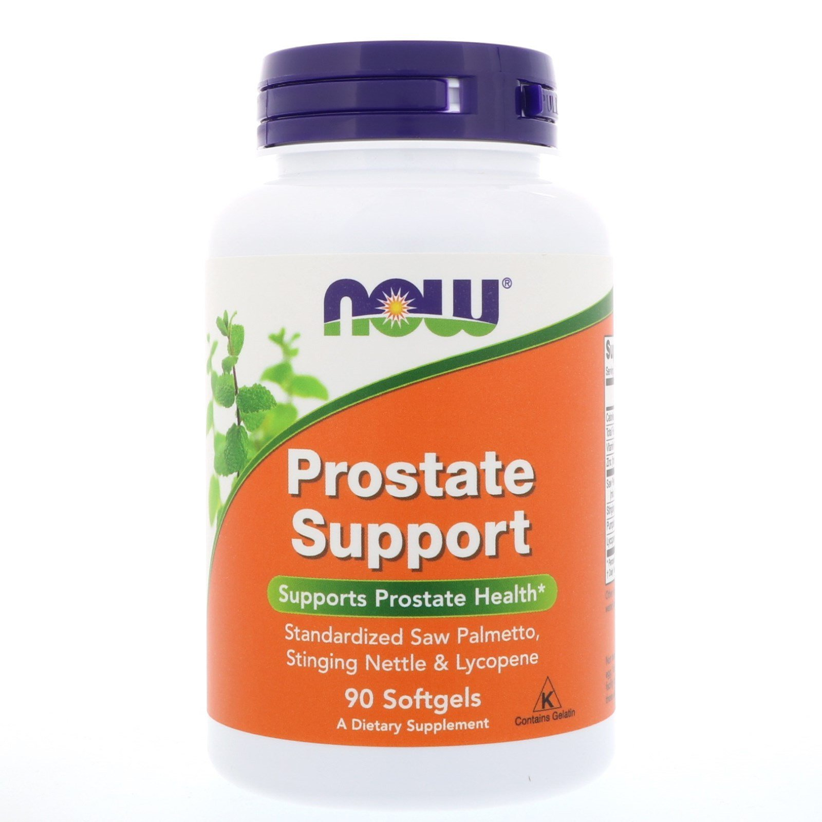 Здоров'я простати, Prostate Support, Now Foods, 90 капсул